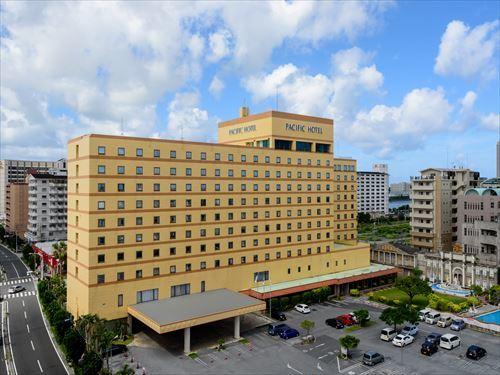パシフィック ホテル 沖縄◆近畿日本ツーリスト
