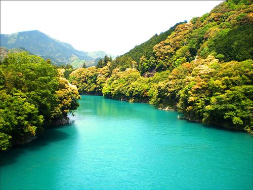 【秘境★大杉谷登山】無料送迎でラクラク♪日本三大渓谷を歩こう!