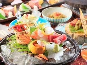 【基本料金】海の別邸ふる川-季節の創作会席膳