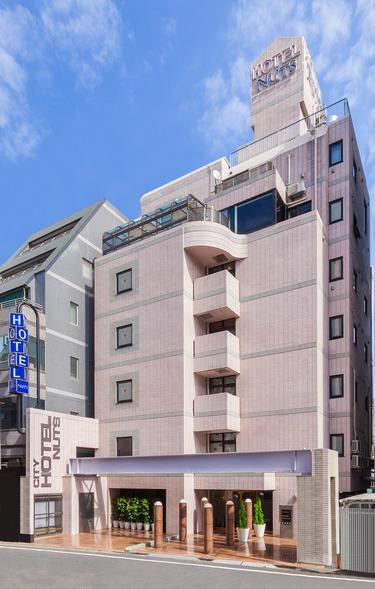 City Hotel N.U.T.S◆近畿日本ツーリスト