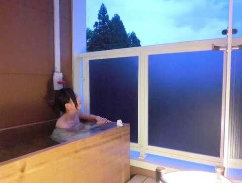 全客室に天然温泉露天風呂完備!日光をたっぷり満喫♪ 素泊まりプラン−遅いチェックインでも大丈夫♪−