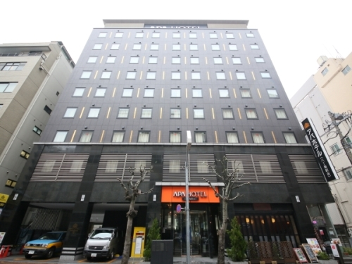 アパホテル 八丁堀駅南◆近畿日本ツーリスト