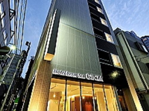 ホテル セブン シーズ 銀座◆近畿日本ツーリスト