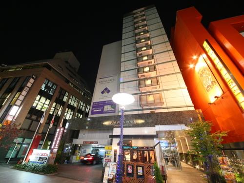 アパヴィラホテル 赤坂見附◆近畿日本ツーリスト