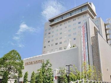 水戸 京成ホテル◆近畿日本ツーリスト