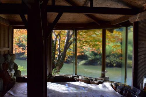 ◆【連泊割】2泊以上限定!!袋田の滝とラジウム温泉を満喫【素泊】