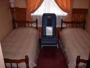 ツインベットルームが2室にリビングが付いたお部屋でペットと過ごす平日の旅・・祝休前日を除くプラン