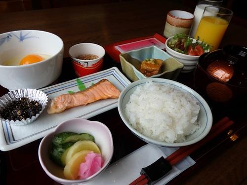 朝はしっかり☆手作りの美味しい朝食付きプラン♪