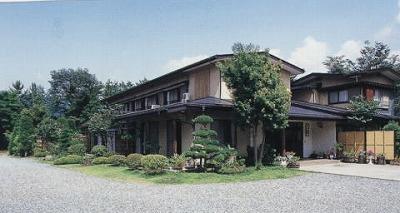 旅館 白富士荘