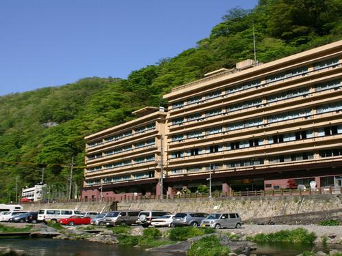湯原 国際観光ホテル 菊之湯◆近畿日本ツーリスト