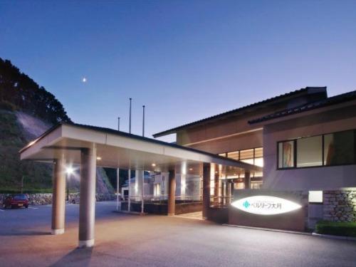 ホテル ベルリーフ大月◆近畿日本ツーリスト