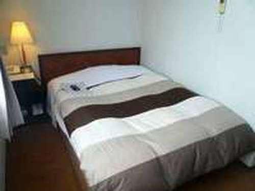 【当館人気】シングルルーム(ダブルサイズベッド)素泊まりプラン