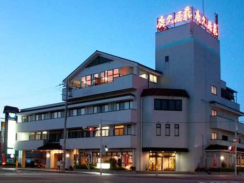鹿久居荘 赤穂店◆近畿日本ツーリスト