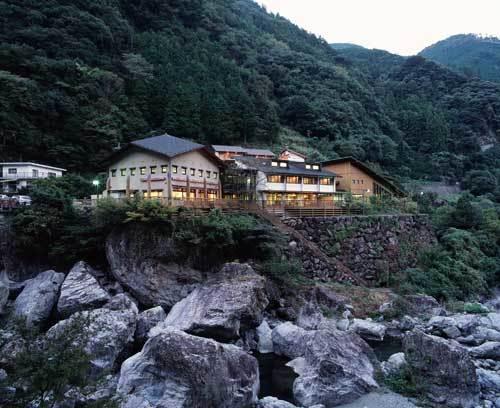 中津渓谷 ゆの森◆近畿日本ツーリスト