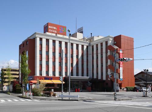 ホテル1-2-3 甲府 信玄温泉◆近畿日本ツーリスト