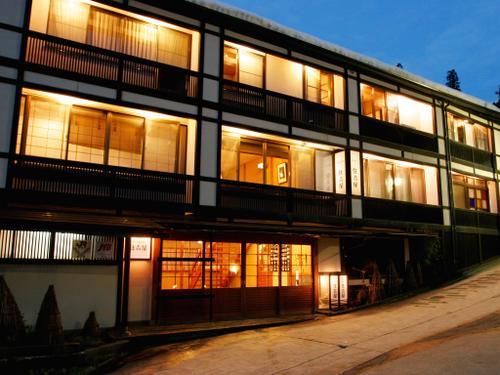 村のホテル 住吉屋◆近畿日本ツーリスト