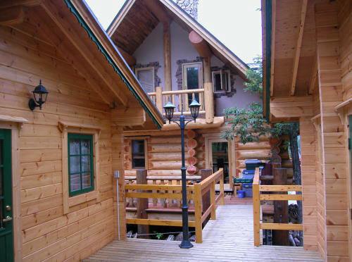 ログの宿 風地原小屋◆近畿日本ツーリスト