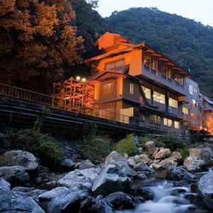 摂津峡花の里温泉 山水館◆近畿日本ツーリスト