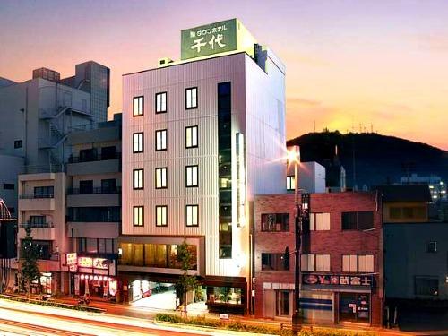タウン ホテル 千代◆近畿日本ツーリスト