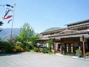 湯庄 福地館◆近畿日本ツーリスト