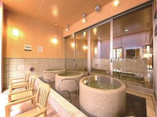 【早決28】28日前の早期予約で計画的に♪天然温泉「みなぴりかの湯」と12時チェックOUT