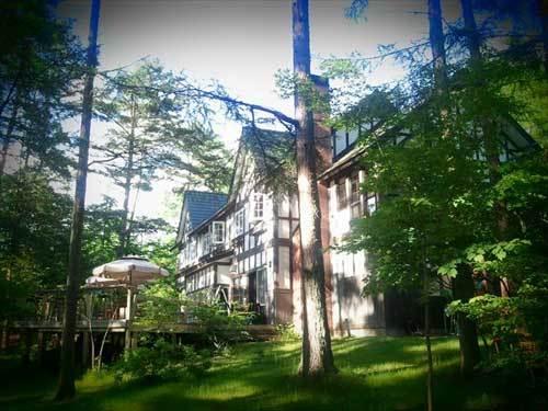 ペンション ノマの森◆近畿日本ツーリスト