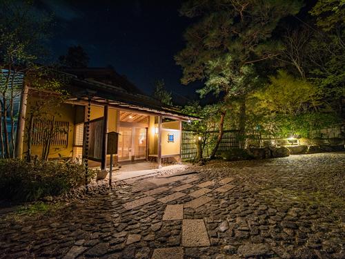 静かな渓谷の隠れ宿 峡泉◆近畿日本ツーリスト