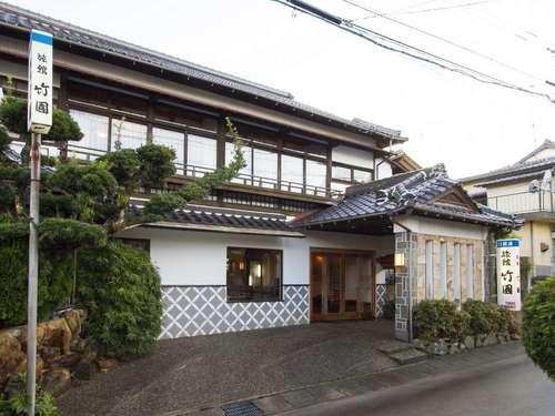 竹園旅館◆近畿日本ツーリスト