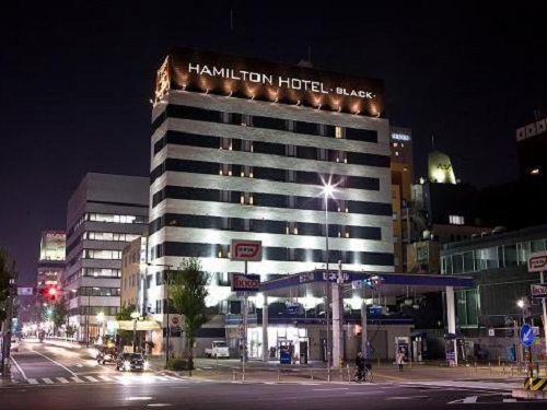 ハミルトン ホテル ブラック◆近畿日本ツーリスト
