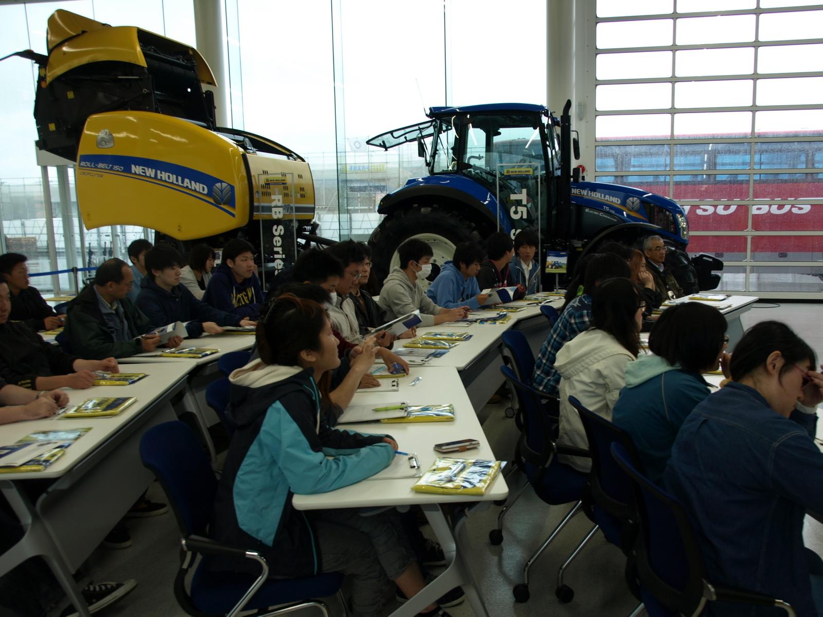 農業機械システム学研究室
