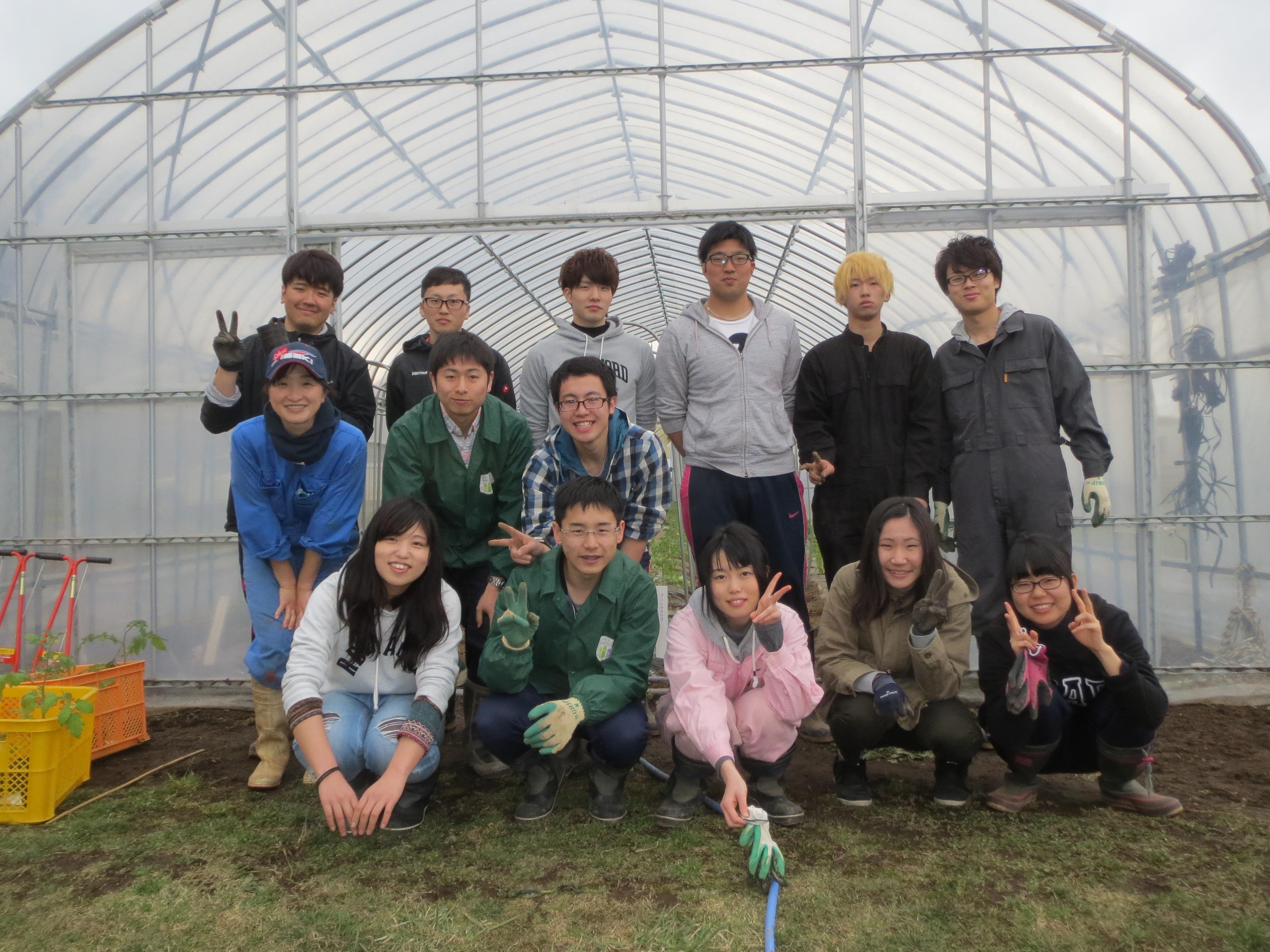 農場生態学研究室