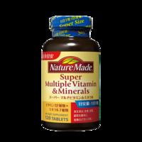 【徹底比較!】マルチビタミン&ミネラルの最強おすすめ人気ランキング5選
