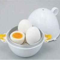 電子レンジゆで卵・半熟卵調理器のおすすめ人気ランキング15選