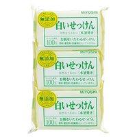 ニキビ肌におすすめの石鹸の人気ランキング10選