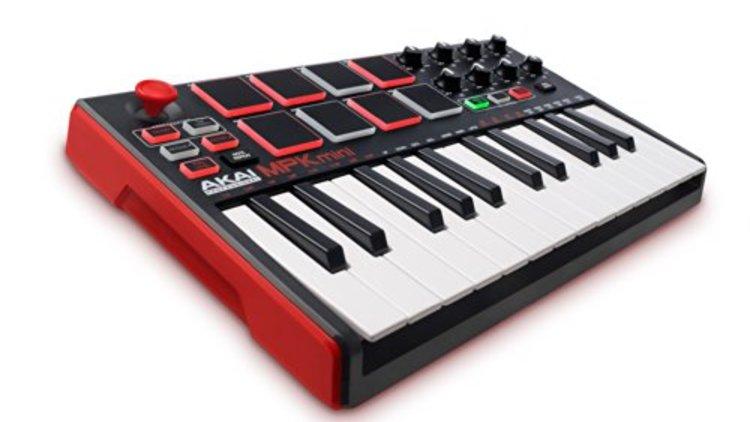 MIDIキーボードのおすすめ人気ランキング10選