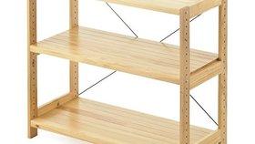 【木の温かみが◎】木製シェルフのおすすめ人気ランキング10選