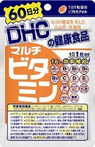 ・栄養機能食品 ・内容量:60錠 ・含有成分(1日あたり):ナイアシン15mg、パントテン酸9.2mg、ビオチン45μg、β-カロテン〈ビタミンA効力1,500IU〉5400μg、ビタミンB1 2.2mg、ビタミンB2 2.4mg、ビタミンB6 3.2mg、ビタミンB12 6μg、ビタミンC 100mg、ビタミンD〈200IU〉5μg、ビタミンE(d-α-トコフェロール)10mg、葉酸200μg、ビタミンP 20mg ・1日あたりの値段:約9.6円