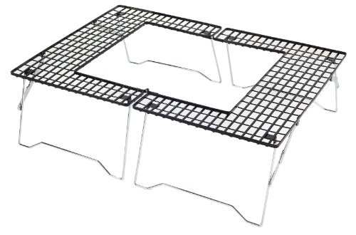 使用時/910×650×260mm、テーブル内寸/540×430mm 収納時/約650×450×75mm 重量:約4.8kg