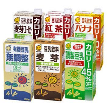 【栄養抜群!】おすすめのおいしい無調整豆乳5選