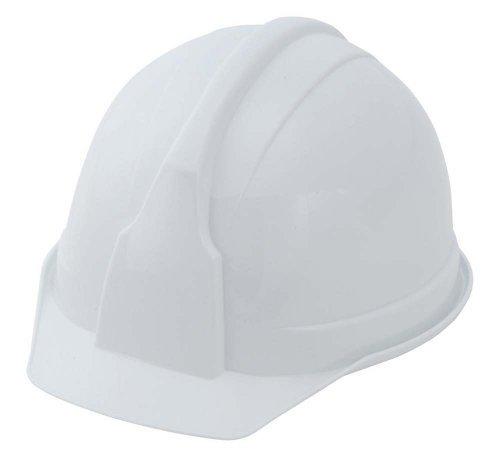 ・サイズ:ふちの内回り61cm(最小サイズ54cm) ・素材:ABS樹脂 ・国家検定品:〇(飛沫・落下物用、墜落時保護用、電気用)