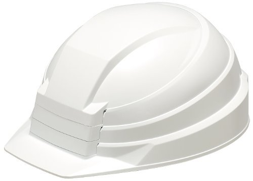 ・サイズ:ふちの内回り62cm(最小サイズ55.5cm) ・素材:ABS樹脂 ・国家検定品:〇(飛来落下物用・墜落時保護用)