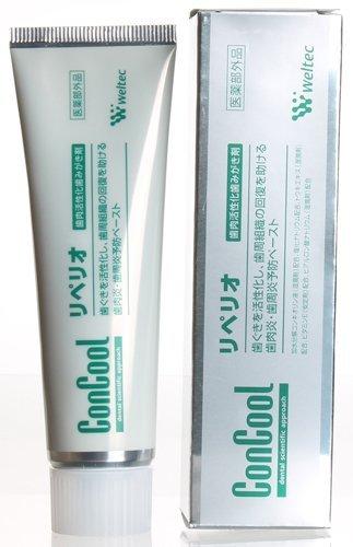 ・殺菌成分:× ・抗炎症成分:◯ ・研磨剤:◯ ・フッ素:× ・泡立たないタイプ
