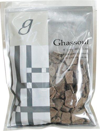 主に使われている泥:ガスール 形状:固形タイプ