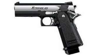 全長:200mm 重量:862g 装弾数:32発