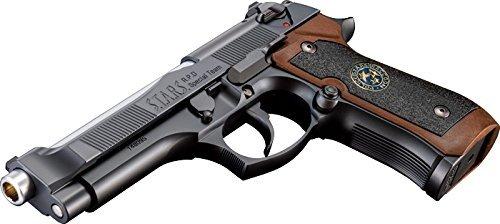 全長:216mm 重量:944g 装弾数:27発