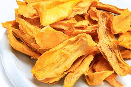 ・原材料名:有機マンゴー ・乾燥方法:― ・内容量:60g ・添加物情報:砂糖・酸化防止剤・漂白剤・遺伝子組換食品不使用、無農薬