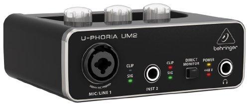 ・パソコンとの接続端子:USB2.0 ・音声の入力端子:コンボ端子1/標準ジャック1 ・音質:24bit/48kHz