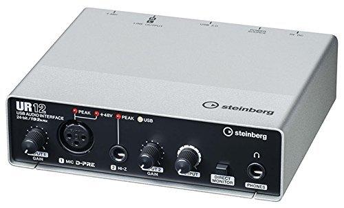 ・パソコンとの接続端子:USB2.0 ・音声の入力端子:標準ジャック1/キャノン端子1 ・音質:24bit/192kHz