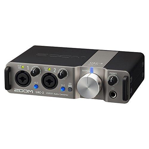 ・パソコンとの接続端子:USB3.0 ・音声の入力端子:コンボ端子2 ・音質:24bit/192kHz