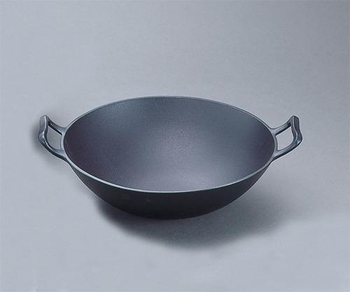 サイズ:直径32.5×高さ13cm 重量:3.5kg 材質:鉄鋳物 熱源:ガス